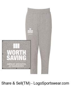 Worth Saving - Men's Joggers Design Zoom